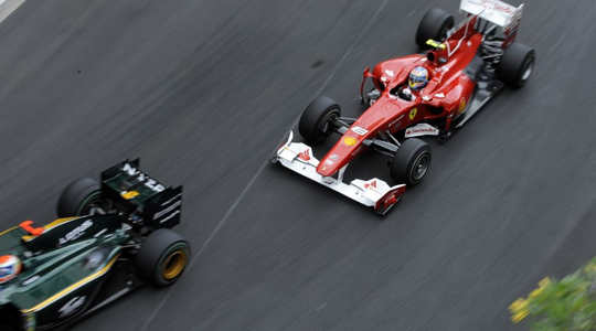 Formula 1 2010 Monaco