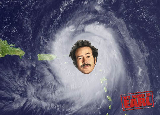 Earl hurrikán