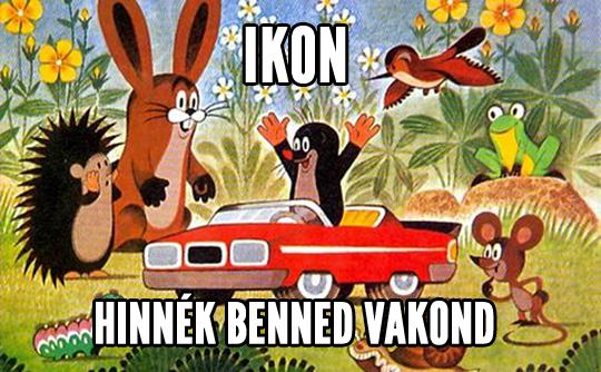 Ákos feat. Kisvakond: Ikon