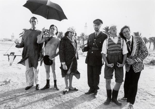 Monty Python Repülő Cirkusza - csoportkép