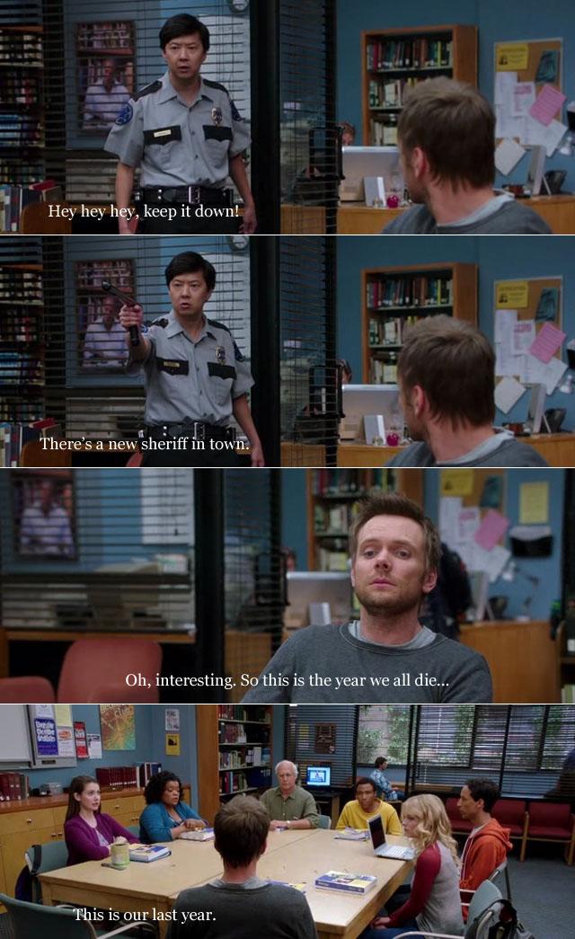 Community S03E01