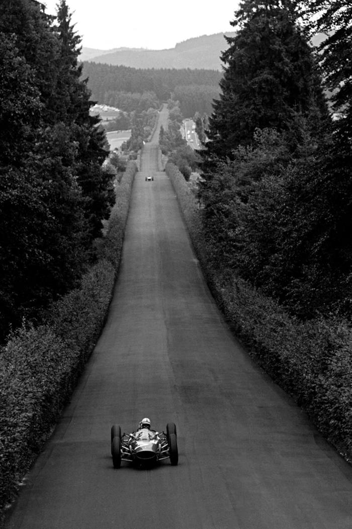 John Surtees, Nürburgring Nordschleife, Germany, 1963