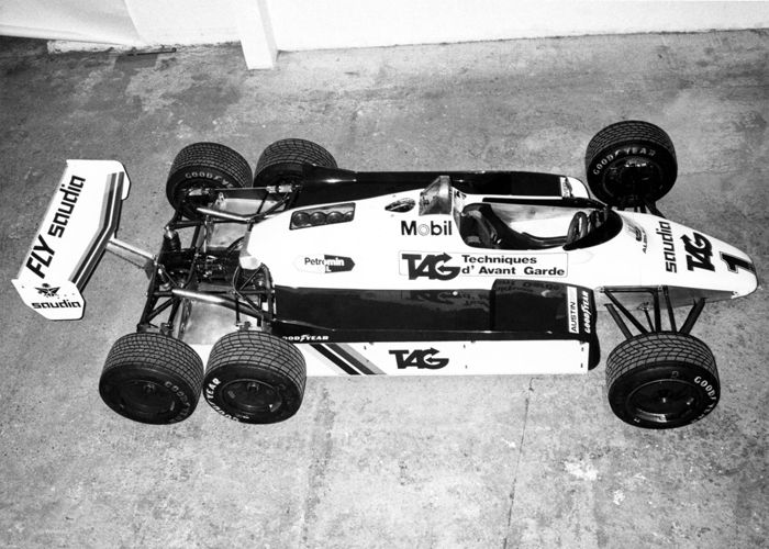 Williams FW07B, 1982
