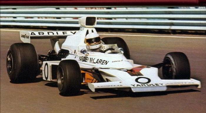 Jody Scheckter, McLaren M23, Kanada, 1973
