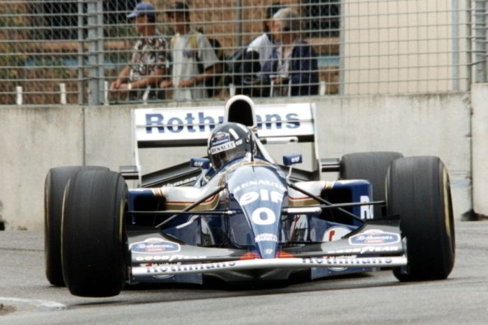 Damon Hill, Williams FW16, Ausztrália, 1994