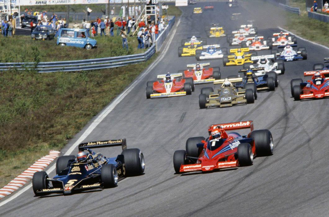 Brabham BT46B, Anderstorp, Svédország, 1978