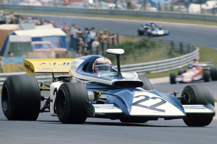 Rolf Stommelen, Eifelland E21, 1972