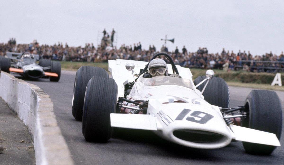 Vic Elford, McLaren M7B, Great Britain, 1969