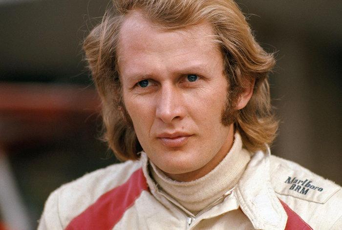 Helmut Marko, Austria-Marlboro BRM, Monaco, 1972