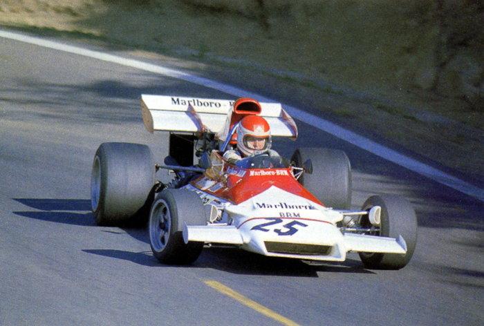 Helmut Marko, Austria-Marlboro BRM, Clermont-Ferrand, France, 1972