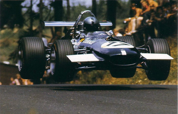 Piers Courage, Brabham BT26A - Ford, 1969