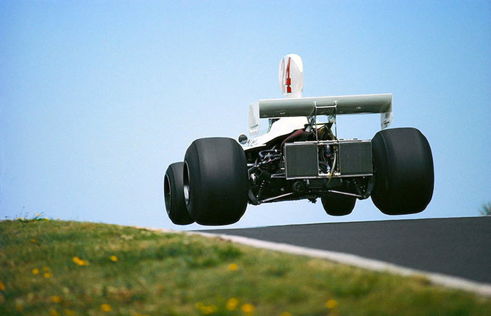 James Hunt, Hesketh 308B - Ford, 1975