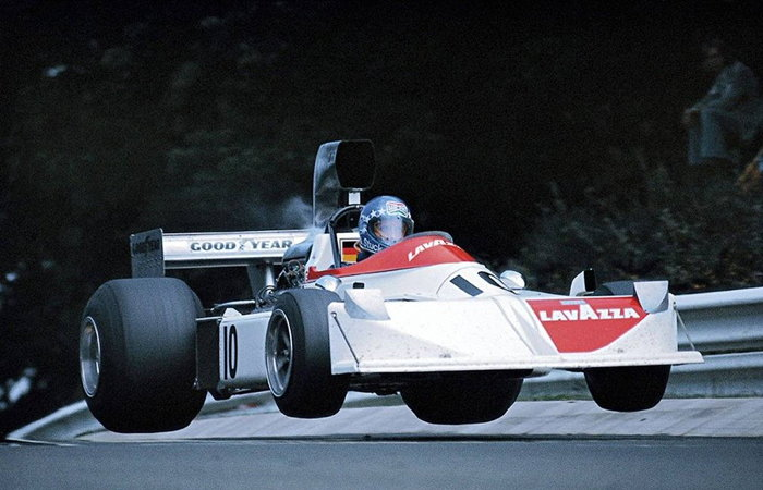 Hans-Joachim Stuck, March 751 - Ford, 1975
