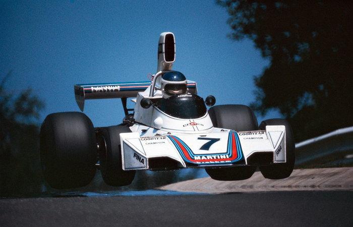 Carlos Reutermann, Brabham BT44B - Ford, 1975